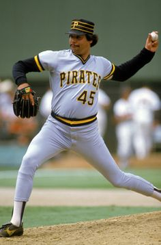 John Candelaria - pitched no hitter on August 9, 1976