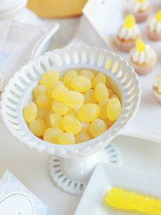 Lemon drops- We could always find them in the bottom of grandma's purse!
