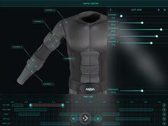 Haptic Editor - Teslasuit