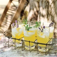 Ladies Night Out Picnic: Pineapple Cooler