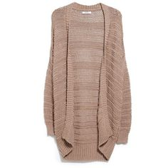 Mango Metallic finish cardigan (389.875 IDR) ❤ liked on Polyvore featuring tops, cardigans, outerwear, jackets, sweater's, grey, sale, mango cardigan, rayon tops and long sleeve cardigan