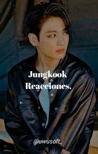 ✨Jeon Jungkook Reacciones [Pedidos Abiertos]✨ - C H E R R Y - Wattpad Cute Tumblr Wallpaper, Wattpad, Fictional Characters, Fantasy Characters