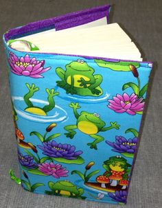 FROGS Fully Rely on God      Custom Fabric by BigBookFashions, $20.00