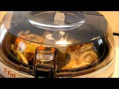 Chef Ming Tsai and the T-fal ActiFry Savory Chicken dish Tefal Actifry, Cooking Videos, Food Videos, Actifry Recipes, Recipe T, Chicken Tikka, World Recipes, Rice Dishes, Air Fryer Recipes