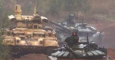 #MONSTASQUADD Vast Exercise Demonstrated Russia's Growing Military Prowess