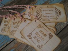 tags for Baked goods