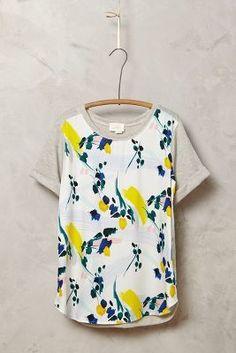 Deletta In-Bloom Sweatshirt