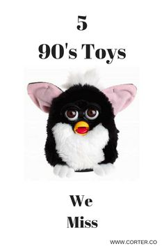 5 Toys From The 90's That We Miss!