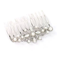Revlon Pearl Metal Comb ** More info could be found at the image url.(This is an Amazon affiliate link and I receive a commission for the sales)