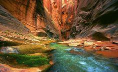Zion Canyon Narrows | Zion Narrows