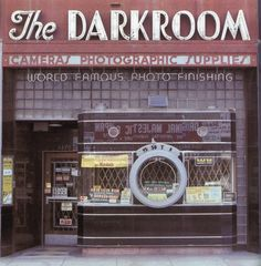 The darkroom - was located on Wilshire Blvd in L.A.