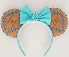 Pocahontas Mickey Mouse Ears