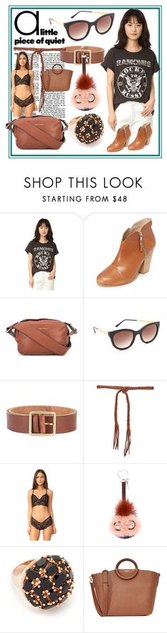 """fashion for amazing"" by denisee-denisee ❤ liked on Polyvore featuring MadeWorn, rag & bone, Isabel Marant, Thierry Lasry, Forte Forte, Skarlett Blue, Fendi, Bronzallure, Michael Kors and vintage"
