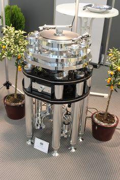 Transrotor Artus 4-in-1 Turntable/LP Player/Phonograph/Gramophone | 485 lbs | $150,000