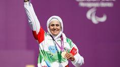 Porta-bandeira na Olimpíada, cadeirante trocou taekwondo por tiro com arco - PcD