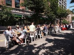 Redefining Public Space in Vancouver