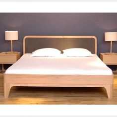 Rustic Oak Driftwood Bed Stunning Wooden Bed Frame