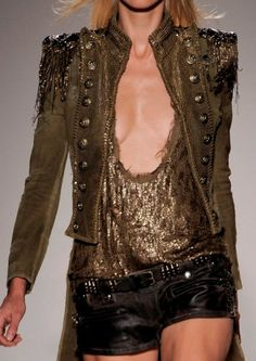 Balmain Summer 2010 collection And just as SMASHING today