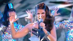 Saara Aalto does Donna Summer for Disco Week! Shirley Bassey, Tank You, Live Show, Video Clip, Factors, Good Music, Finland, Diva, Cloud 9