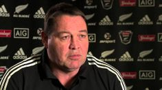 All Blacks Squad announcement for 2014 Steinlager Series