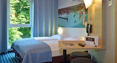 Zweibettzimmer im B&B Hotel Konstanz