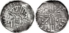 Hiberno-Norse. temp. Domnall mac Taidc Ua Briain – Brotar mac Torcaill. Early-mid 12th century. AR Penny (17mm, 1.14 g). Phase VI coinage. Uncertain mint and moneyer. Struck circa 1095/1100-1110. Crude draped bust left; crozier before head / Voided long cross, with annulet at center and cruciform scepters and pellets alternating in quarters. SCBI 8 (BM), 247 (same obv. die); SCBC 6187. VF, toned, minor edge crack Baltic Region, Viking Jewelry, 12th Century, Coin Collecting, Seals, Archaeology, Vikings, Coins, The Vikings
