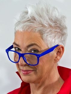 faux hawk for grey hair faux hawk for grey hair Related posts:hairstyles for women over 50 with fine hair Hairstyles Over 50, Funky Hairstyles, Short Hairstyles For Women, Medium Hair Styles For Women, Short Hair Cuts For Women, Short Hair Styles, Super Short Hair, Short Grey Hair, Gray Hair