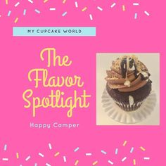 Gather round the campfire; no smore skewers required. We got you covered! Our chocolate cupcake is filled with delicious marshmallow fluff and iced with our milk chocolate buttercream topped with toasted marshmallows and crushed graham crackers.  #Birthdays #Events #Weddings #EngagementParties #BabyShowers #BridalShowers . . . . . . #anniversaries #surprisebirthday #corporateevents #miami #coralgables #miamibeach #southflorida #party #event #promotion #goingaway #coworker #celebrate