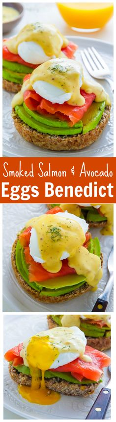 ... Eggs Benedict on Pinterest | Egg Benedict, Hollandaise Sauce and Eggs