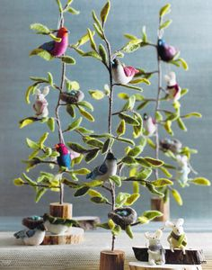 Roost Felted Sapling – Modish Store