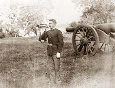 civil war pictures | Civil War Bugler
