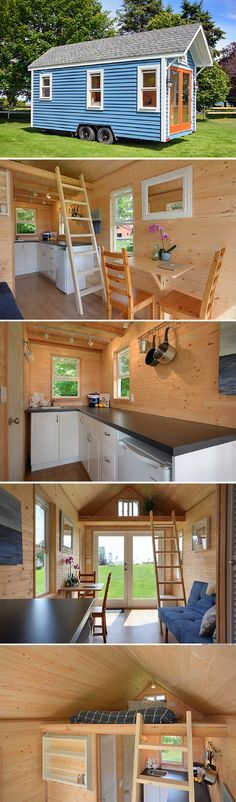The Poco Edition: a cute and cozy Canadian-made tiny house