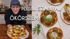 Péksuli Szabival: Ökörszem | Mindmegette.hu Ethnic Recipes, Youtube, Anna, Food, Bread, Meal, Eten, Brot, Breads