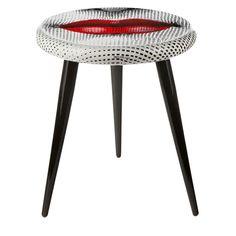 Fornasetti stool.