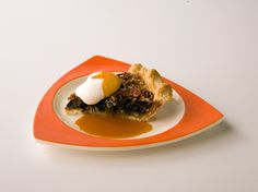Emeril's Rich Chocolate Pecan Pie (serve with whiskey butter sauce ...