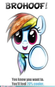 you know you want to. rainbow dash, 20% coolers, MLPFIM My Little Pony Friendship is Magic