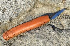 woodcarving knives | Wood Carving Knife, hand forged - wulflund.com
