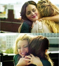 And Blair and Serena? They do besties better than anyone.