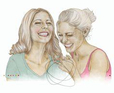 emotion - illustration by birgit lang