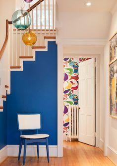 Jurnal de design interior  Interior plin de culoare