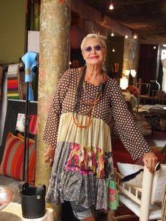 New Patchwork Dress Boho Patterns Ideas dress patchwork 446208275582508491 Estilo Hippie Chic, Mode Hippie, Look Fashion, Womens Fashion, Advanced Style, Patchwork Dress, Mode Inspiration, Old Women, Refashion