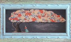 Muizenburg Storm Print on canvas by CreativeDevolution on Etsy, $65.00