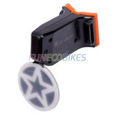 Eclairage pour selle de vélo rechargeable en USB