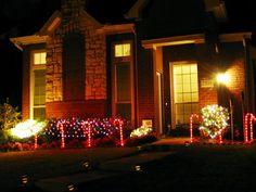 Outdoor Christmas Decor 2014