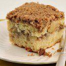 Cream Cheese Apple Cake - Bunny's Warm Oven