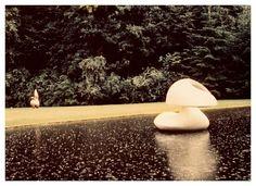 Luigi Ghirri, Olanda, 1973, C-print, 3 1/2 x 4 3/4 inches; 9 x 12 cm