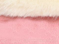 Pink Detachable Collar Double-Breasted Trench Coats Coats