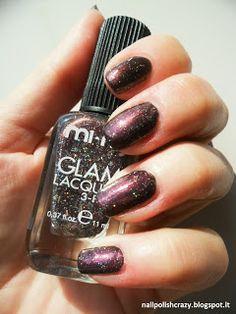 I LOVE SEUL, glitter color by Gigia Gigio.    Leggi il post: http://nailpolishcrazy.blogspot.it/2012/10/abc-challenge-i-i-love-seul.html?spref=fb #nail #nailpolish #mi-ny