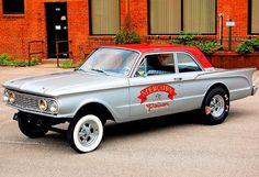 theoldiebutgoodie:    1962 Ford Comet.