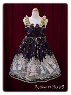 Alice and the Pirates Sheherazade ~ One Thousand and One Nights ~jumper skirt Ⅱ